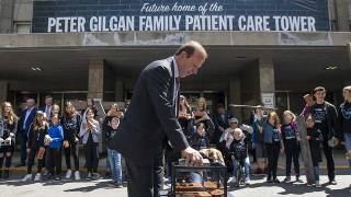Peter Gilgan Foundation donates $100 million