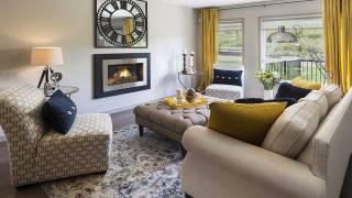 Morrison Homes: The Parker duplex in Walker Summit