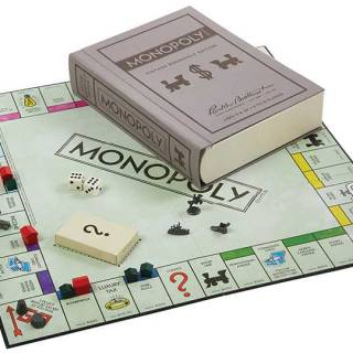 Collectors edition Monopoly. $30 homesense.ca