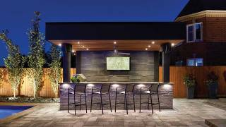 Stone veneers offer cool looks this summer