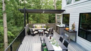 Increase your ROI and enjoyment with an outdoor kitchen