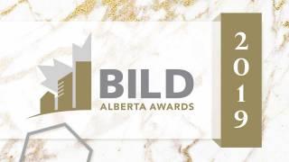 2019 BILD Alberta Awards finalists