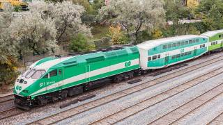 GO TRANSIT: It's time to get GO-ing