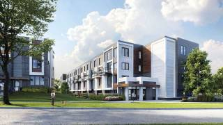 Parkside Town by Mattamy Homes in Downsview Park