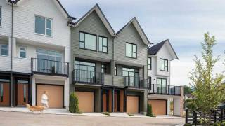 Aalto townhomes by Intracorp in Coquitlam