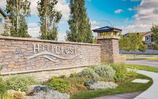 Hillcrest in Airdrie by Apex Developments