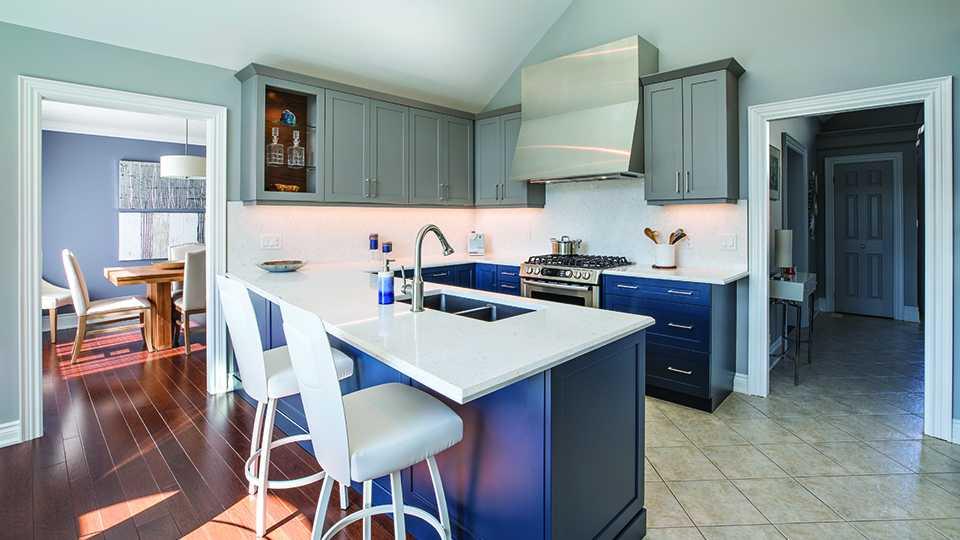 Kitchen Blues Colour Inspirations For 2020 Nexthome