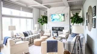 A coastal-dream inspired decor
