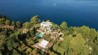 Michael Douglas's Mediterranean island