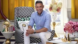 Cool collaboration between Jonathan Adler and H&M