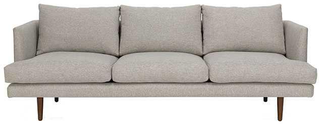 Burrard sofa in sea salt gray. $1249. Article.com