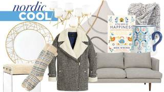 Nordic cool with with these hygge-worthy essentials