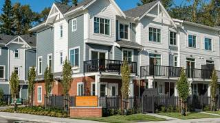 Townhomes are good forever homes