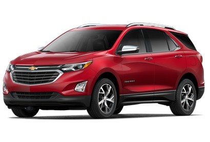 2019 Chevrolet Equinox Pricing, Features, Ratings and ...