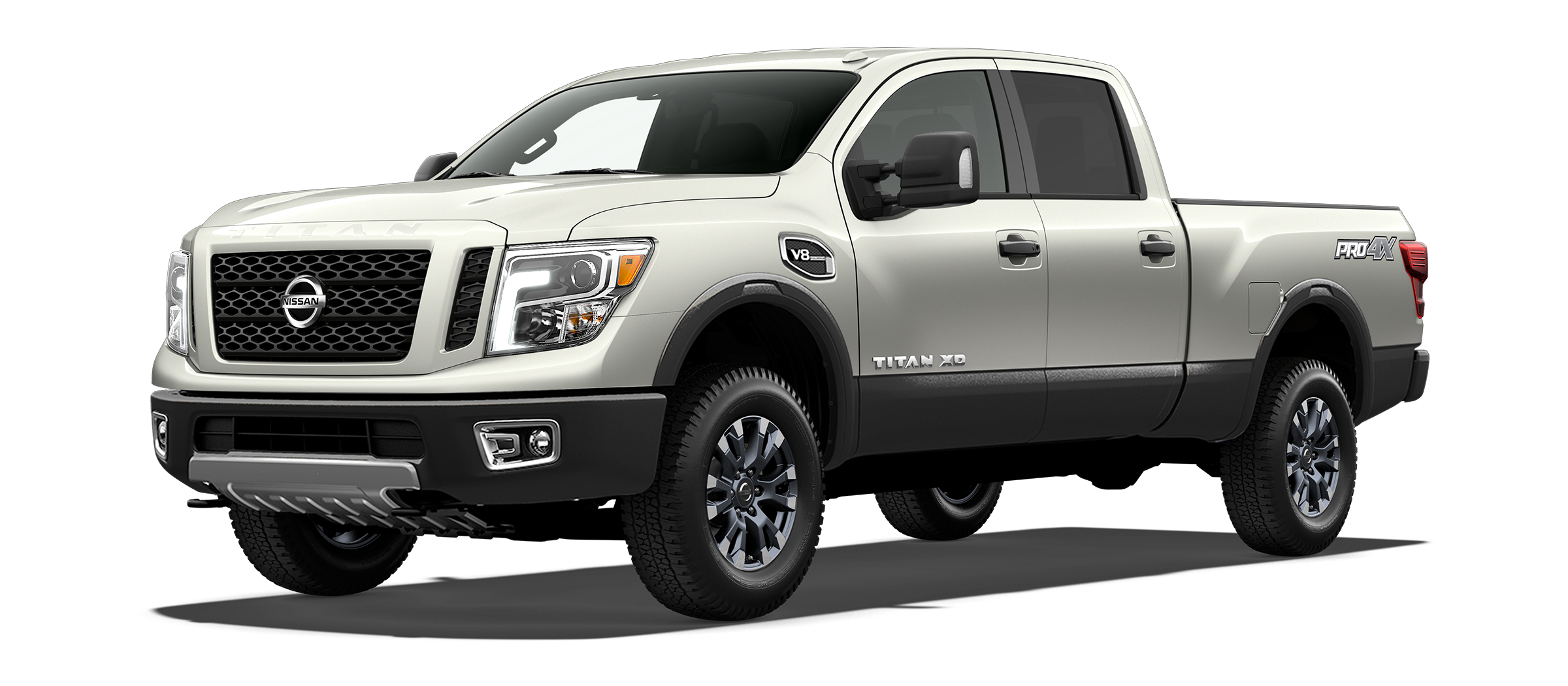 Nissan Titan Lease >> 2018 Nissan Titan XD Diesel Pricing, Features, Ratings and Reviews | Edmunds