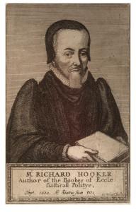 Portrait of Richard Hooker