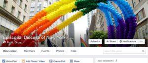 LGBT facebook page