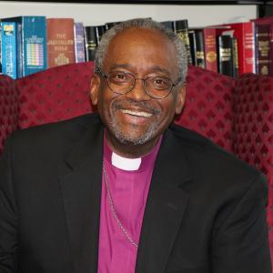 The Most Rev. Michael B. Curry, Presiding Bishop and Primate of the Episcopal Church