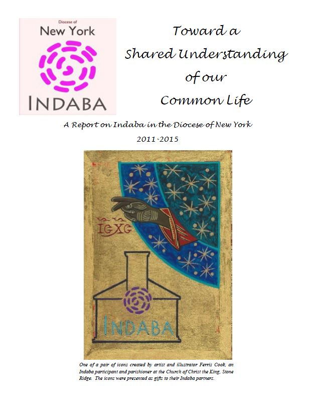 indaba report cover