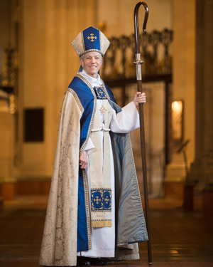 Bishop Mary D. Glasspool