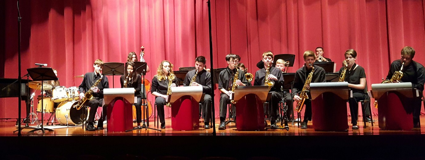 "Seton Hill's Youth Swing Band Will Perform at the Pittsburgh Ballet Theatre's Production of ""The Nutcracker"""