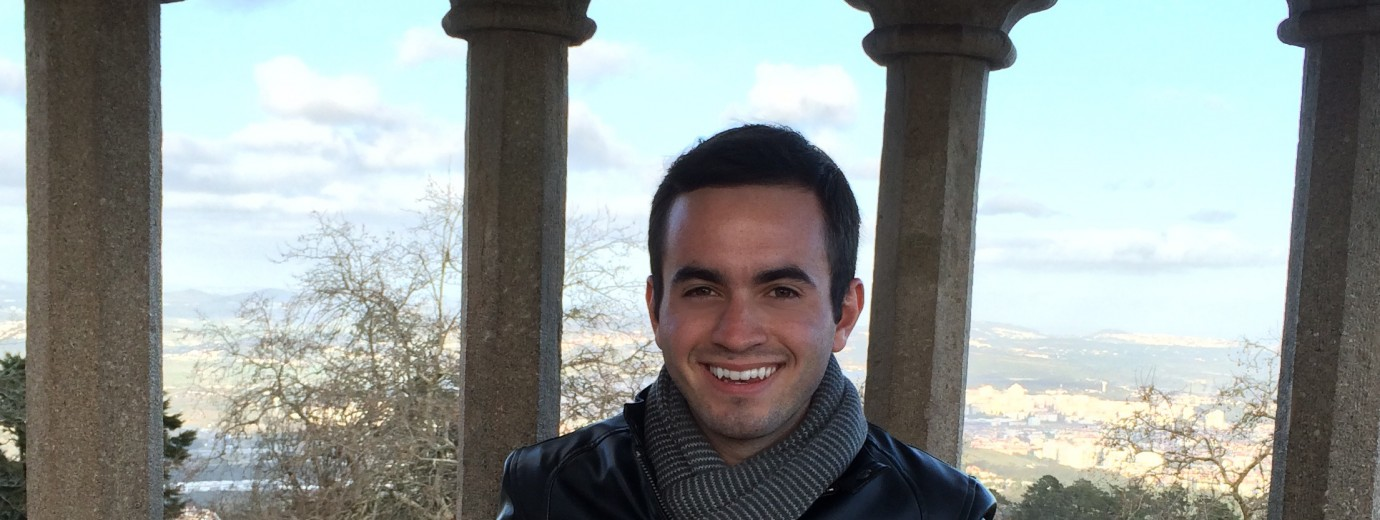 Seton Hill Senior Anthony Palmiscno Earns Fulbright English Teaching Assistant Grant to Spain