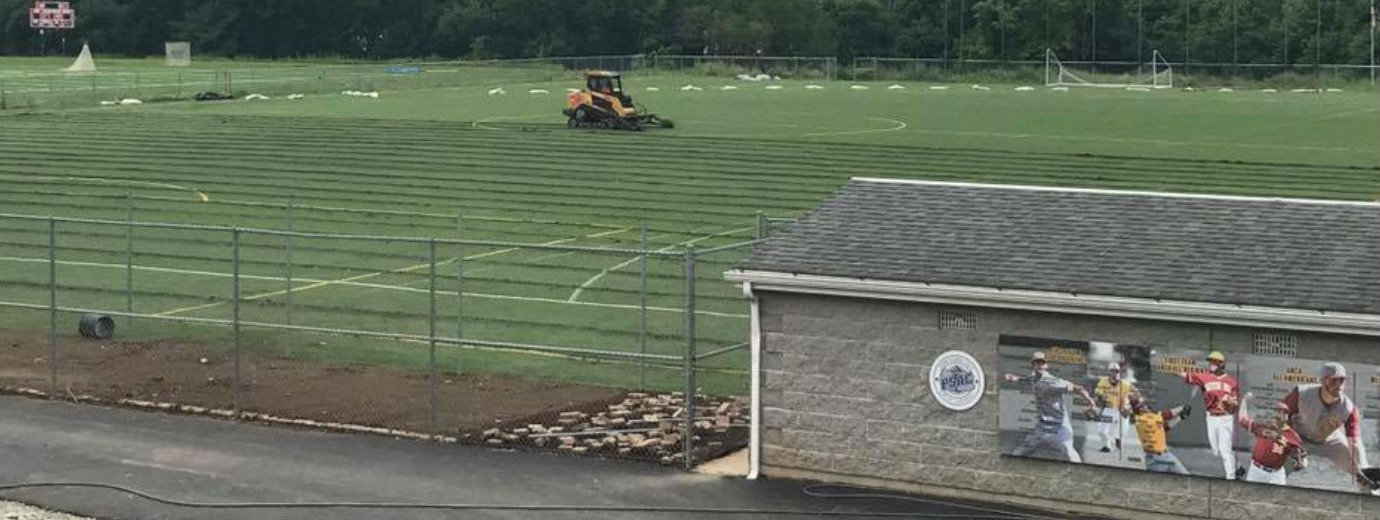 Tribune-Review Features Seton Hill Baseball Facility Renovations