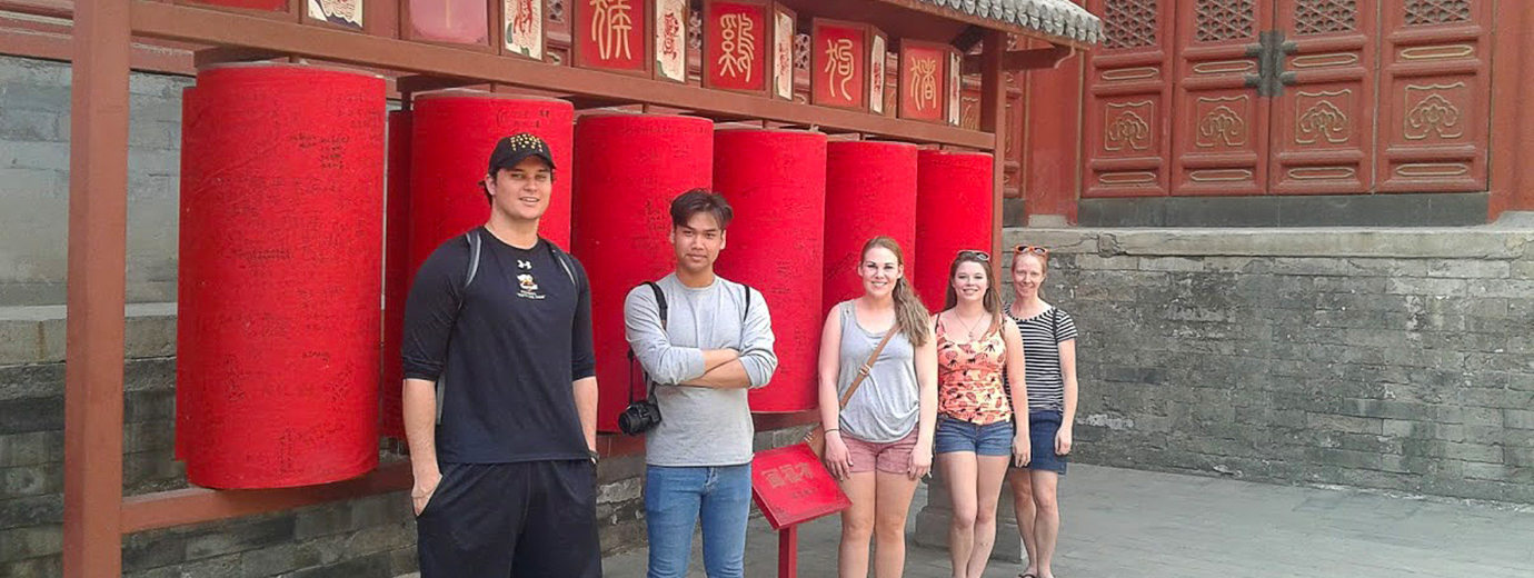 Seton Hill Students Seize Opportunities to Travel Abroad
