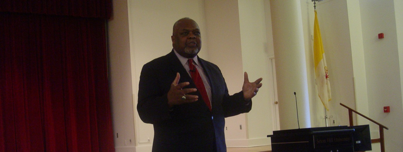 Seton Hill Welcomes Sala Udin to Campus on February 25