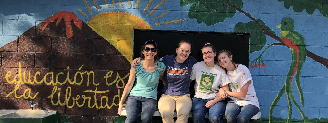 A First-Hand Look at a Service Learning Trip to Guatemala