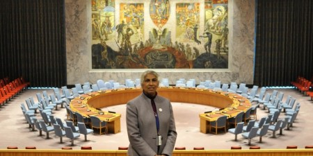 Sister Teresa Kotturan, SCN, to discuss United Nations Sustainable Development Goals at Sister Mary Schmidt Lecture Series April 11