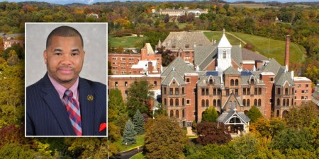 Seton Hill Hires New Dean of Students and Diversity Officer