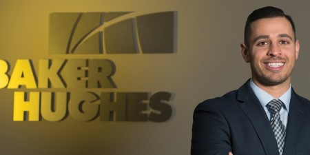 Business Alumnus Andrew DeMase '09 an Account Manager for Baker Hughes