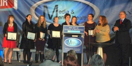 Art Therapy Professor Honored by Mental Health America of Westmoreland County
