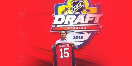 Seton Scholar Goes to Work for NHL's Florida Panthers