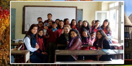 An International Leader: Student Dipeeka Bastola Pilots Financial Education Program in Nepal