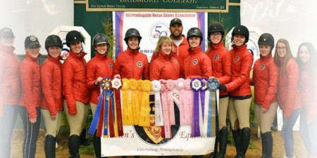 Seton Hill Equestrian Team Sending Rider to Nationals in May