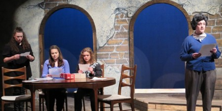 "Seton Hill University Theatre Presents ""Letters to Sala"" April 6 to 14"