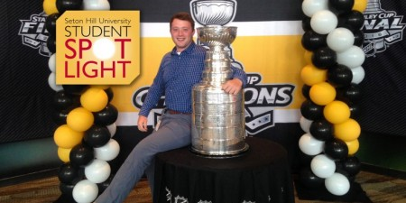 Internship Leads to Stanley Cup(s) & Great Experience