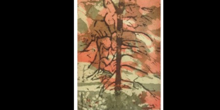 "Alumna Mary D. Ott '65 presents ""Branching Out: Original Prints"" at Touchstone Gallery in Washington D.C. May 1 to June 2"