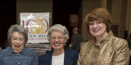 Seven-Figure Gift to Endow The Ruth O'Block Grant Endowed Scholarship Program at Seton Hill University