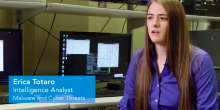 Seton Hill Cybersecurity Student Featured in WQED Segment on Future Jobs