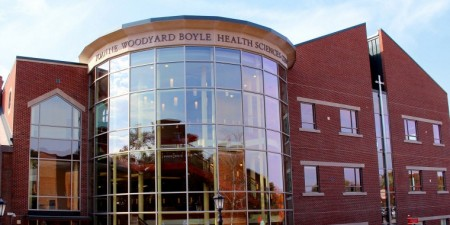 The Eden Hall Foundation Awards Grant to Seton Hill; Commitment Completes The JoAnne Woodyard Boyle Health Sciences Center