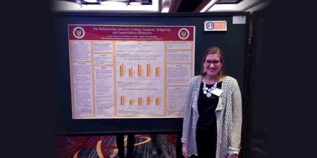 Seton Hill Students, Faculty Present Research at Eastern Psychological Association Conference in New York