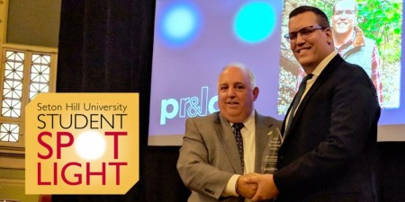 Seton Hill MBA Student Receives Future of the Industry Award