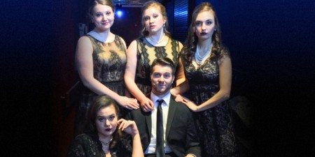 "Seton Hill Theatre & Dance Program Performance of ""Nine"" Gets Rave Reviews"