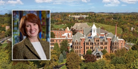 Seton Hill President Discusses University's Impact on Region In KDKA-TV Interview