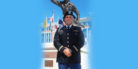 In His Own Words: Using Knowledge Gained at SHU to Prepare Soldiers