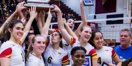 Seton Hill Volleyball Team Wins First PSAC Championship