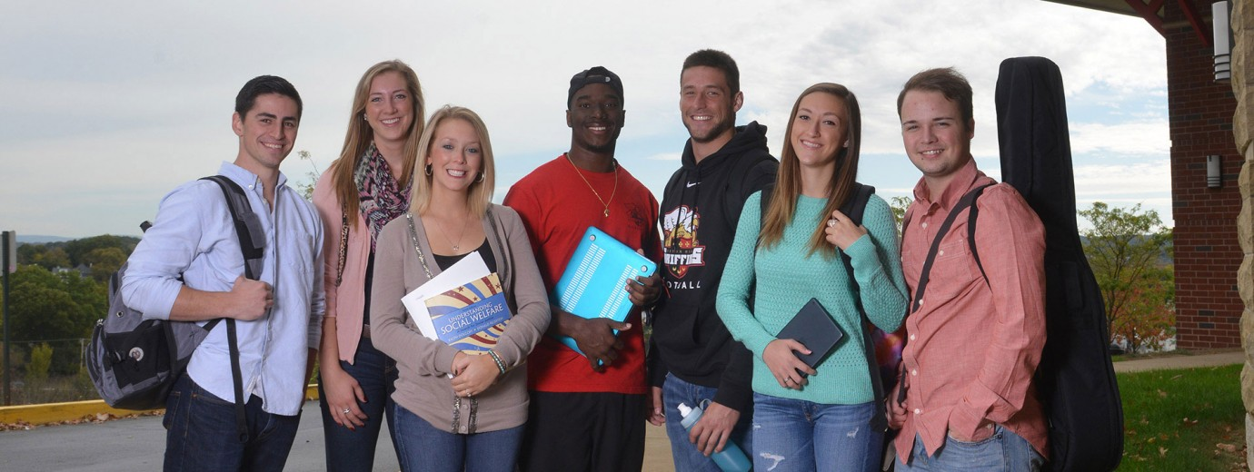 Seton Hill Recognizes Students on Fall 2015 Dean's List